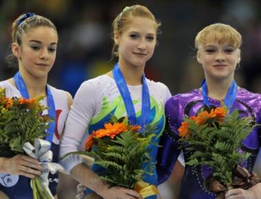 سيطرة روسية على بطولة للعالم للجمباز