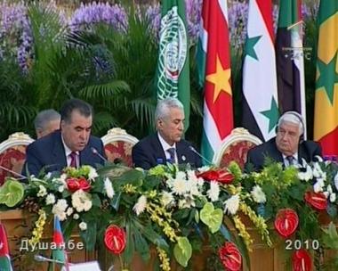 الرئيس الطاجيكي: ضمان حياة كريمة لكل مسلم يعتبر من اولويات نشاط منظمة المؤتمر الاسلامي