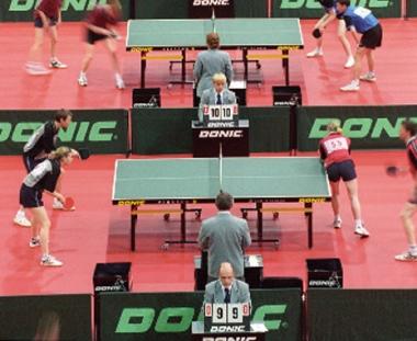 بطولة العالم للفرق بكرة الطاولة في موسكو