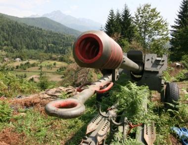 النيابة العامة الاوكرانية تحقق في قضية توريد اسلحة الى جورجيا