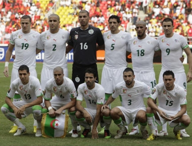 هزيمة كبيرة للجزائر أمام ايرلندا قبل مونديال 2010