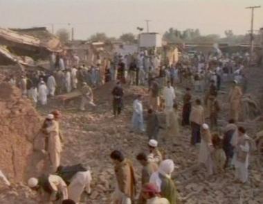 مقتل 18 مسلحا في باكستان بغارة شنتها طائرة امريكية بدون طيار