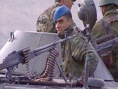 مقتل 6 جنود اتراك في  قصف صاروخي لقاعدة الاسكندرونة البحرية