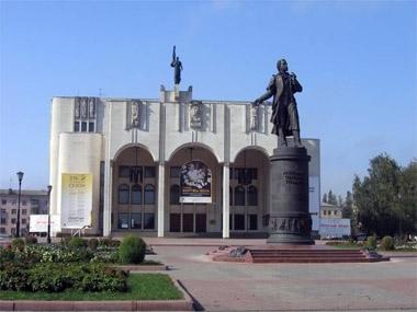 Сегодня в Курске начинаются гастроли Воронежского театра