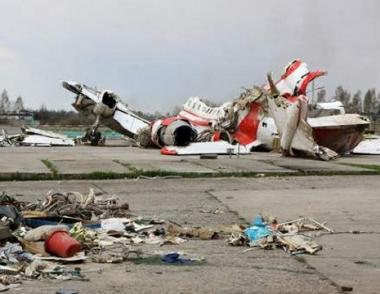 بولندا تنشر مضمون الصندوقين الأسودين لطائرة كاتشينسكي