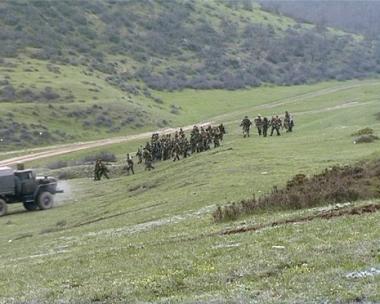 قتلى وجرحى في اشتباك بين رجال الامن والمسلحين في داغستان