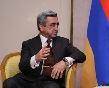 الرئيس الارمني: مستوى التفاهم والثقة المتبادلة بين روسيا وارمينيا  يمكن ان يصبح مثالا للبلدان الاخرى