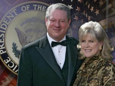 آل غور ينفصل عن زوجته بعد 40 سنة من الحياة الزوجية