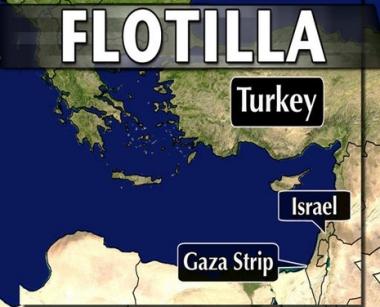 البيت الأبيض يدعو المتضامنين مع غزة الى تجنب المواجهة مع اسرائيل