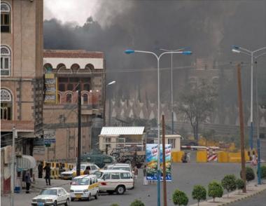 منظمة العفو الدولية تتهم امريكا باستخدام القنابل العنقودية في اليمن