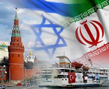 بوتين : لا يحق لايران، التي تهدد بتدمير اسرائيل، طرح مبادرات سلمية
