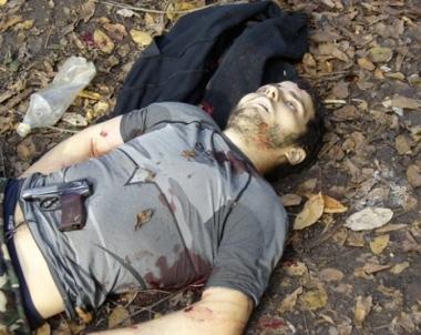 تصفية 10 مسلحين بزعامة مرتزق اردني جنوب الشيشان