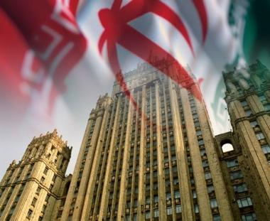 لافروف : العقوبات الجديدة ضد ايران لن تضر بالتعاون الاقتصادي-التجاري مع روسيا