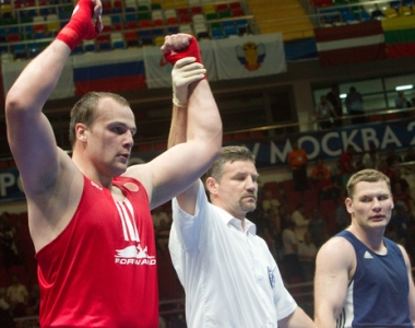 روسيا تهيمن على بطولة أوروبا للملاكمة