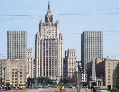 الخارجية الروسية: موسكو تدعو باستمرار الى تعزيز الاستقرار في لبنان على أساس الوفاق الوطني