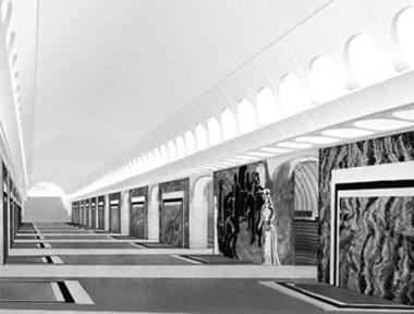 افتتاح محطتين جديدتين في مترو أنفاق موسكو