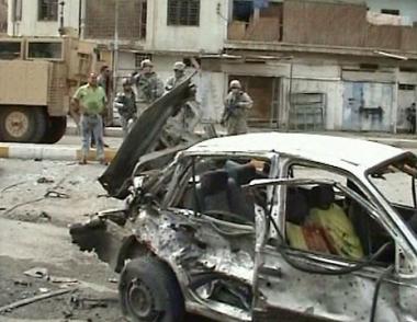 مصرع شخصين على الاقل في انفجار جنوب بغداد