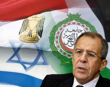 لافروف سيزور قريباً اسرائيل وفلسطين ومصر ليناقش مع قادتها التطورات في الشرق الاوسط