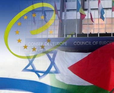 الجمعية البرلمانية لمجلس اوروبا قلقة من الوضع الانساني المتفاقم في قطاع غزة