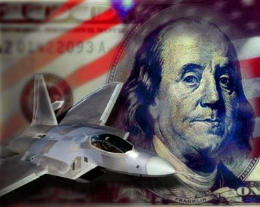 خبير من واشنطن يتنبأ بانهيار الموازنة العسكرية الامريكية