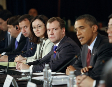 روسيا والولايات المتحدة تتفقان على تفعيل العلاقات الاقتصادية بين البلدين