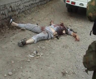 تصفية زعيم عصابة ارهابية متورط بقتل سكان مدنيين في داغستان