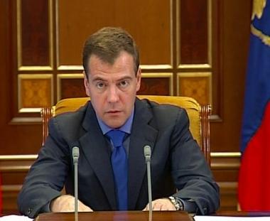 مدفيديف: روسيا ستقوم بتطوير أسلحة حديثة