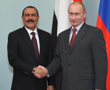 بوتين يلتقي الرئيس اليمني يوم 30 يونيو