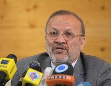 وزير الخارجية الايراني منوشهر متكي يرحب بموقف روسيا الرافض لفرض عقوبات احادية الجانب على ايران