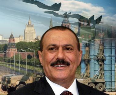 زيارة  رئيس اليمن الى موسكو قد تسرع في توقيع اتفاقيات عسكرية جديدة