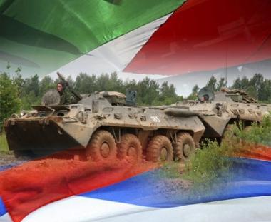السلطة الفلسطينية تحصل على عربات مدرعة روسية