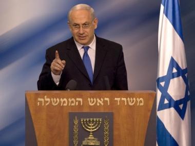 نتانياهو: وافقت على اطلاق سراح 1000 اسير فلسطيني مقابل عودة شاليط