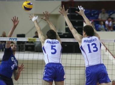 فنلندا تفجر مفاجأة كبيرة بفوزها على روسيا بالكرة الطائرة