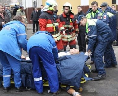 الاجهزة الامنية الروسية تمتلك كل المعلومات عن منظمي الانفجارين في مترو الانفاق بموسكو