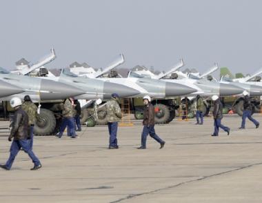 قاعدة جوية روسية اخرى في قرغيزيا