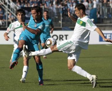 عجلة الدوري الروسي الممتاز لكرة القدم تعود إلى الدوران