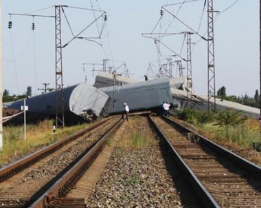 انفجار عبوة ناسفة تحت قطار للبضائع في داغستان دون سقوط ضحايا