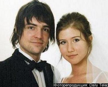 أنا تشابمان وزوجها أليكس تشابمان