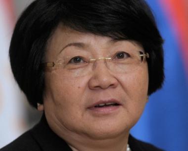 الرئيسة القرغيزية تعلن عن تشكيل حكومة جديدة