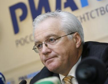 مندوب روسيا الدائم لدى الامم المتحدة يستبعد مناقشة مسألة فرض عقوبات جديدة على ايران في القريب المنظور