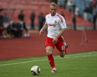 فريق من الدرجة الثانية يطيح بلوكوموتيف موسكو من كأس روسيا لكرة القدم