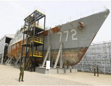 اللقاء الأول بين بيونغ يانغ وقيادة الامم المتحدة حول غرق السفينة الكورية الجنوبية