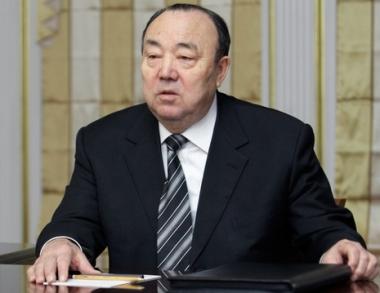 مدفيديف يقبل استقالة رئيس بشكيريا رحيموف ويعين خلفاً مؤقتا ًله