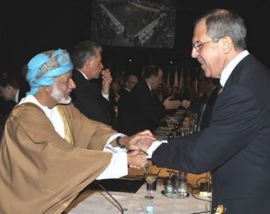 روسيا وسلطنة عمان ترميان الى تطوير العلاقات الثنائية في مختلف المجالات