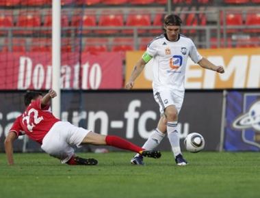 ساتورن يهرب من قاع الدوري الروسي الممتاز لكرة القدم