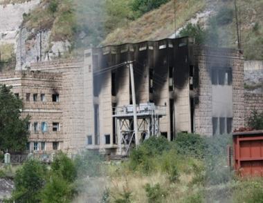 مصدر امني روسي: كازبيك تاشويف قد يكون العقل المدبر لعملية تفجير محطة باكسان الكهرمائية