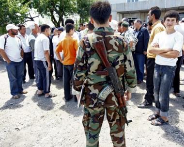 مسؤول اوروبي: التحقيق الدولي في ملابسات الاحداث القرغيزية سيبدأ في اغسطس/آب