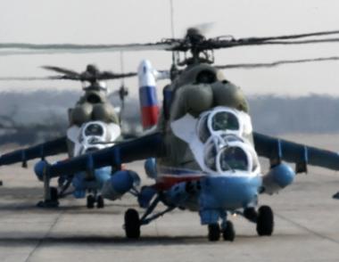 لبنان قد يحصل على مروحيات روسية بدلا من مقاتلات