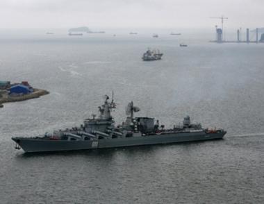 موسكو تحصل على موافقة بعض الدول على الدخول الميسر للسفن الحربية الروسية الى قواعدها المرابطة في تلك الدول