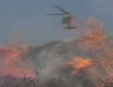 مصرع 7 اشخاص في تحطم مروحية عسكرية اسرائيلية برومانيا